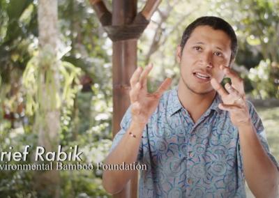 Arief Rabik Speech