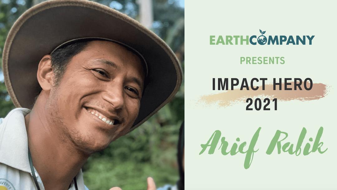 Impact Hero 2021: Arief Rabik